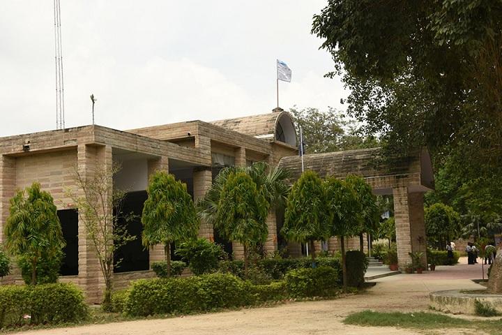 Herman Gmeiner School-Campus