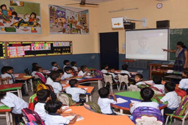 Herman Gmeiner School-Smart Classroom