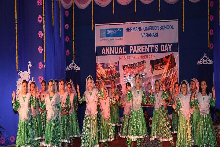 Herman Gmeiner School-Annual Parents Day