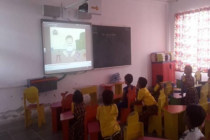 Hi Ness Public School-Classroom junior