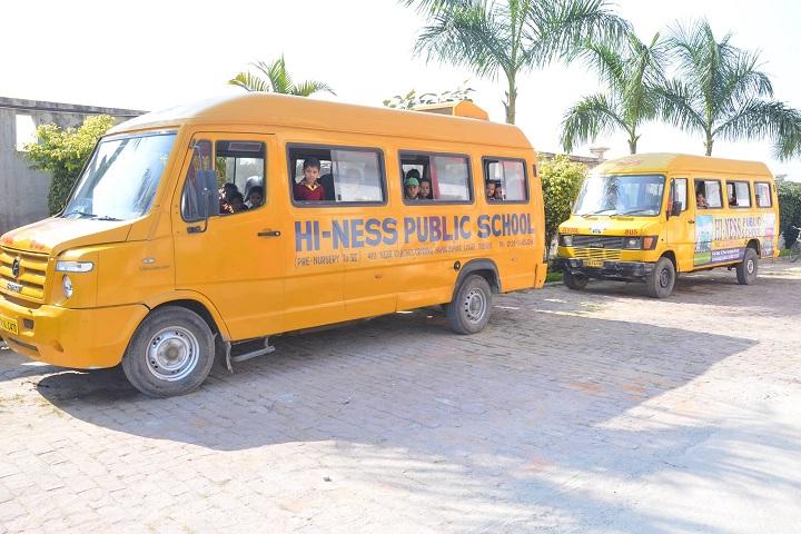 Hi Ness Public School-Transport