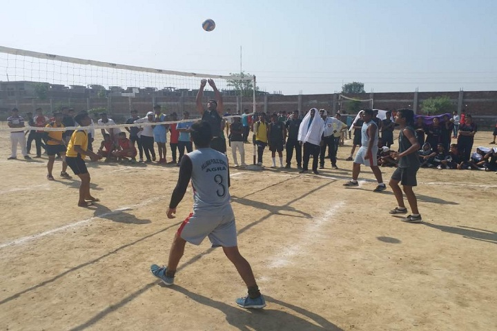 Hillman Public School-Sports vollyball