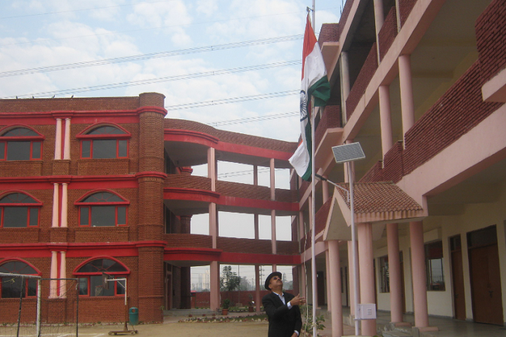 Hillwoods Academy-Events republic day