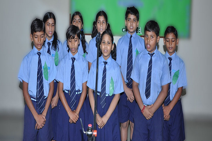 Hillwoods Academy-Events singing