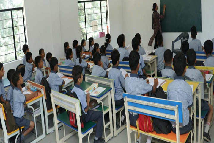 Himalayan International School-Classroom