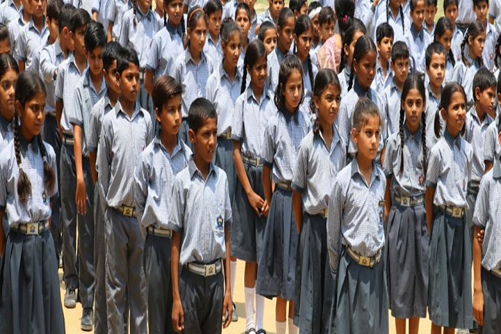 Himalayan International School-Assembly
