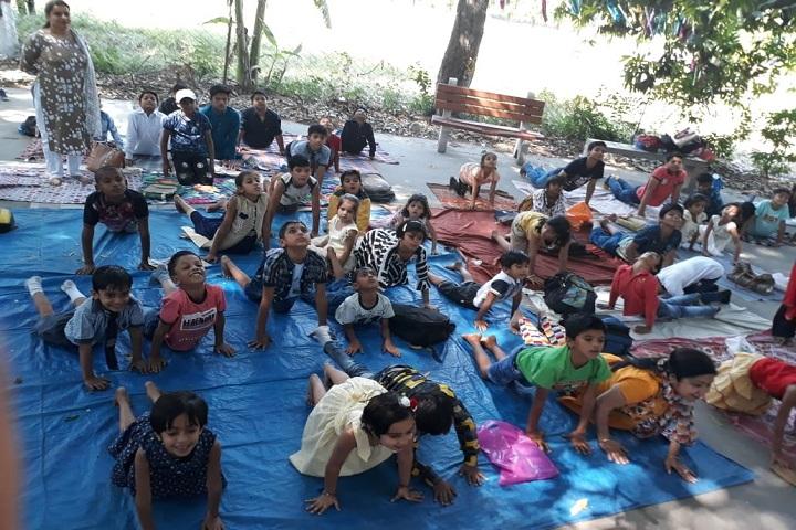 Himalayan International School-Yoga