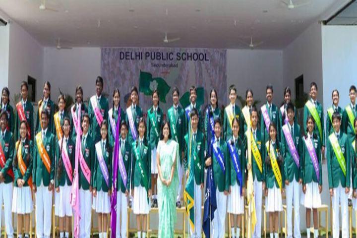 Delhi Public School-Investiture Ceremony