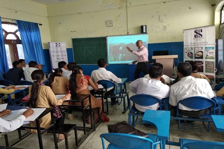 Hind Angles Public School-Classroom smart