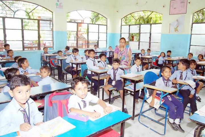 Hind Angles Public School-Classroom