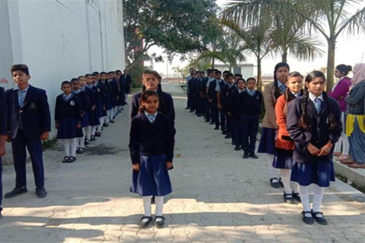 HMFA Memorial School-Assembly