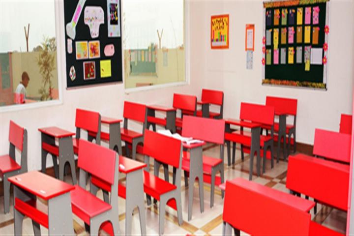 HMFA Memorial School-Classroom