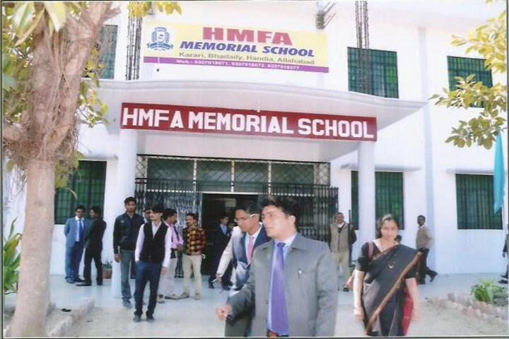 HMFA Memorial School-School Building