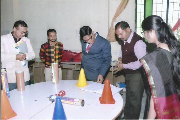 HMFA Memorial School-School Lab