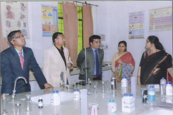 HMFA Memorial School-Science Lab