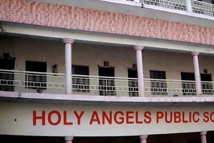 Holi Angels Public School-Campus