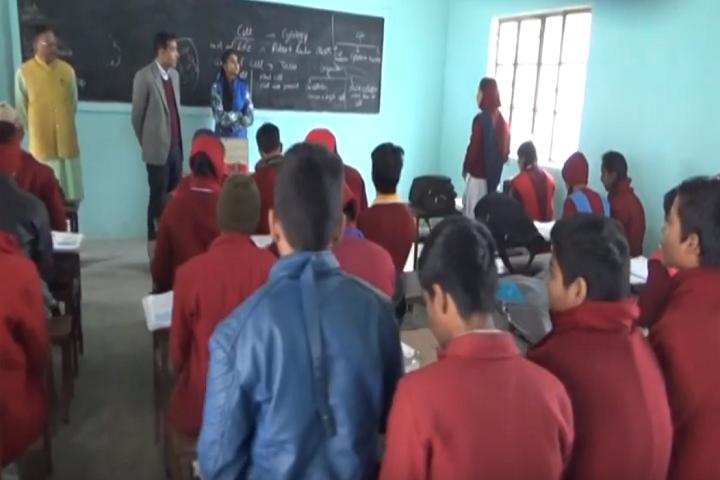 Holi Angels Public School-Classroom Activity