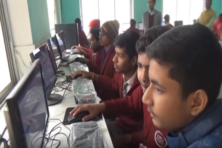 Holi Angels Public School-IT Lab
