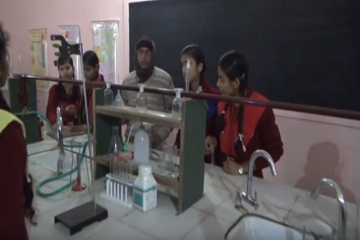 Holi Angels Public School-Chemistry Lab