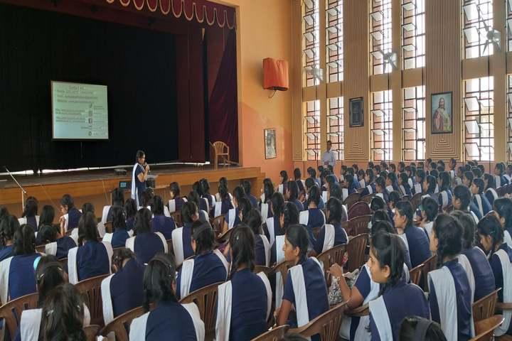 Holy Angels Convent School-Auditorium