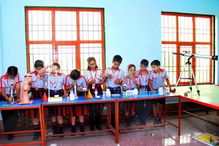 Holy Child Academy-Chemistry Lab