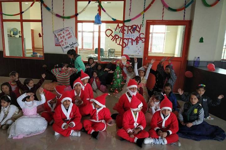 Holy Child Academy-Christmas Celebrations