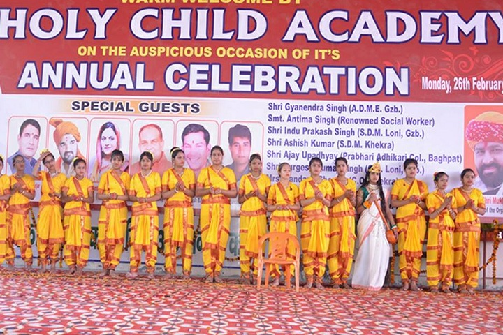 Holy Child Academy-Events