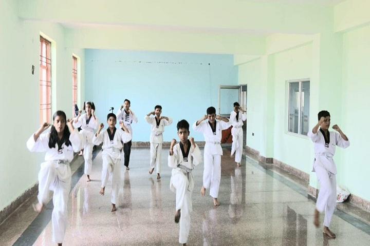 Holy Child Academy-Karate