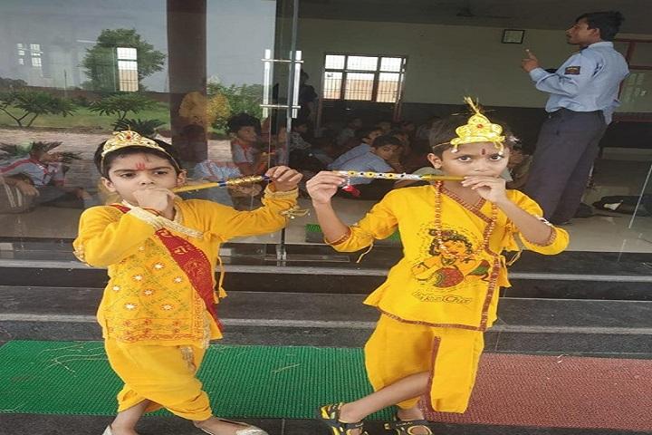 Holy Child Academy-Krishnastami Celebrations