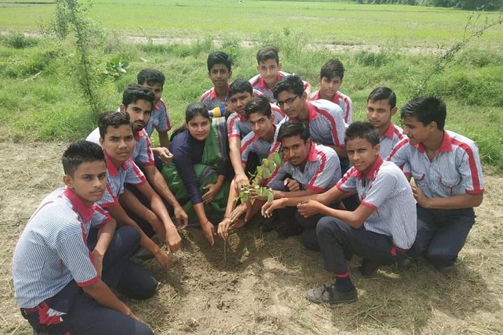 Holy Child Academy-Tree Plantation