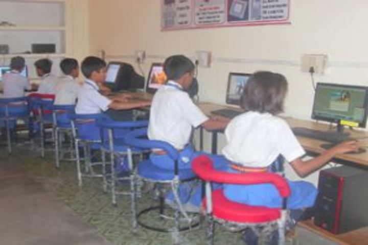 Holy Child Academy-Computer Lab