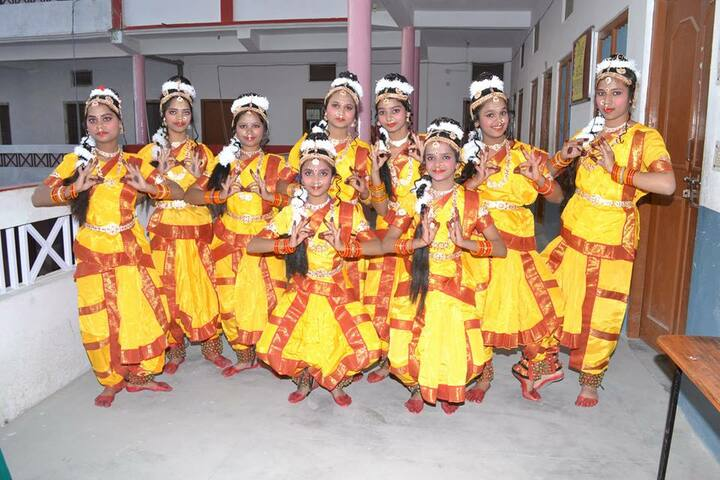 Holy Child Academy-Cultural Event