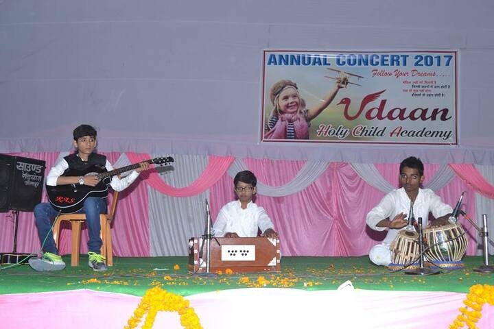 Holy Child Academy-Music Competition