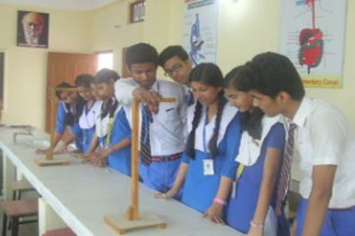 Holy Child Academy-Physics Lab