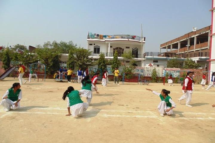 Holy Child Academy-Sports