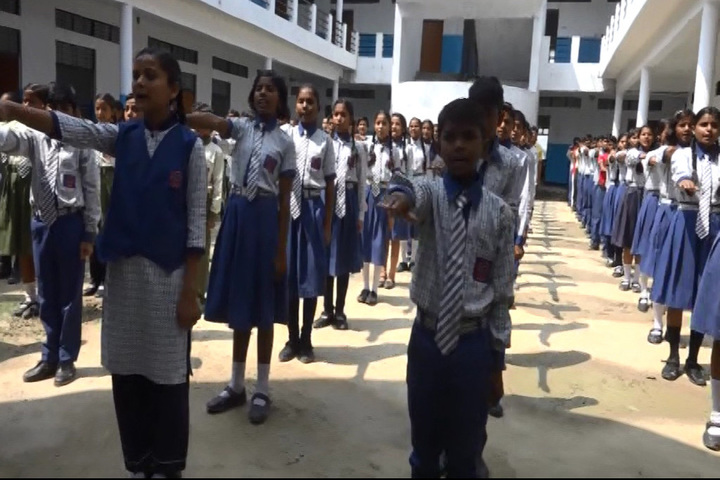 Holy Child Public School-Assembly