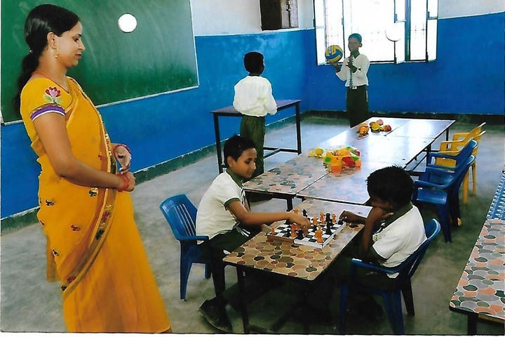 Holy Child Public School-Indoor Games