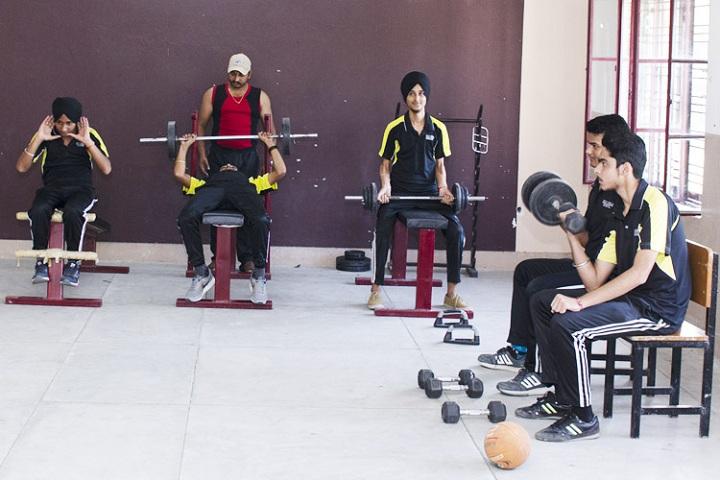 Holy Child School-Gym