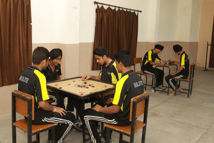 Holy Child School-Indoor Games