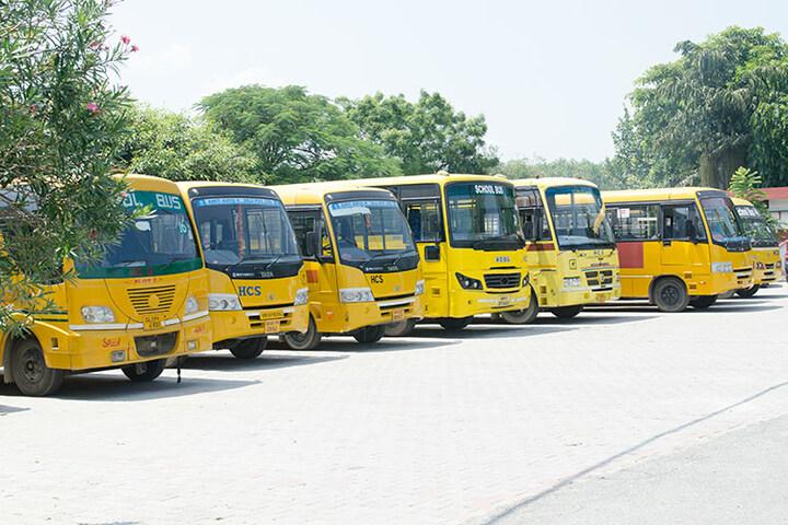 Holy Child School-Transport