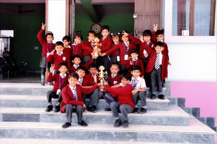 Holy Light Public School-Achievement