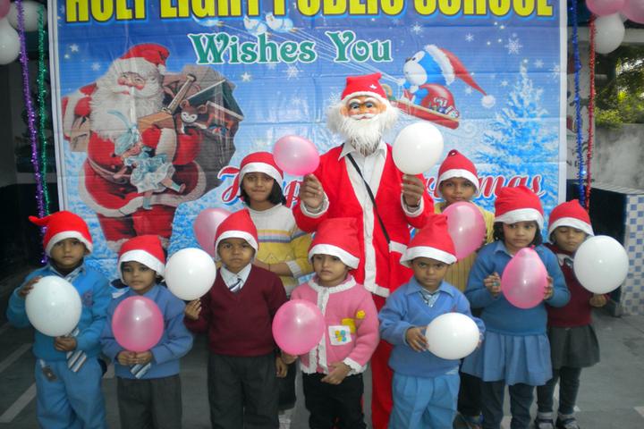 Holy Light Public School-Christmas-Celebration