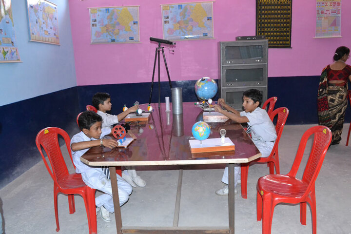Holy Light Public School-Geography-Lab