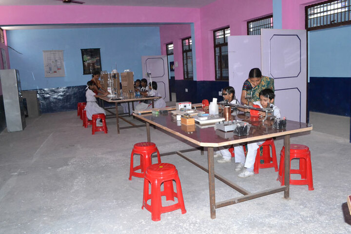 Holy Light Public School-Physic-Lab