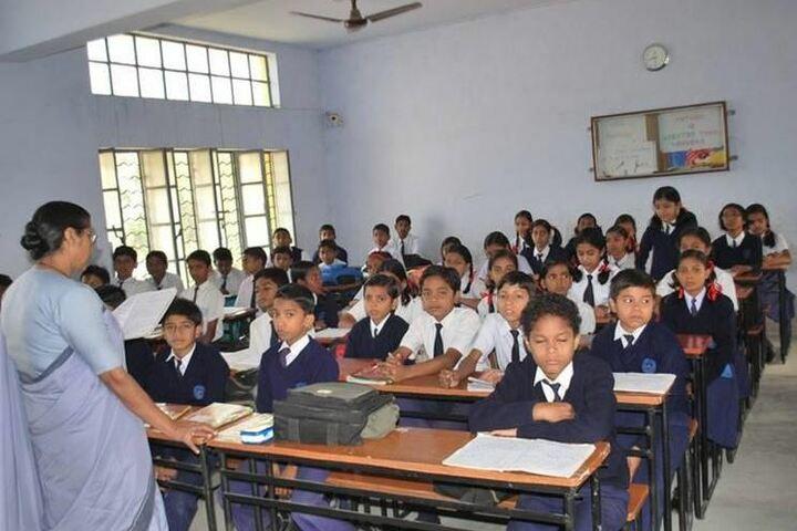 St Josephs School-Class Room