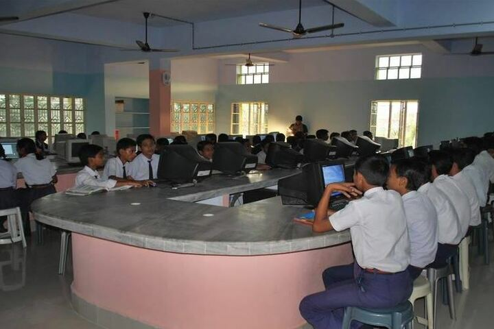 St Josephs School-Computer Lab