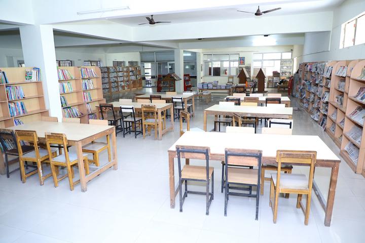 Holy Public School-Library