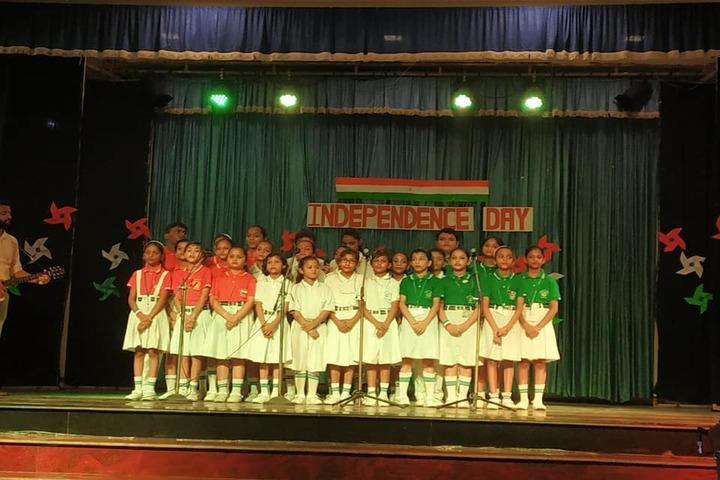 Holy Public School-Singing