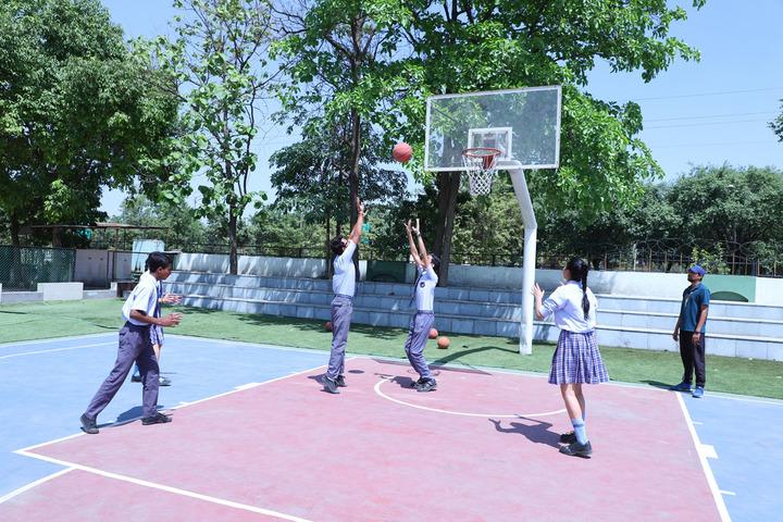 Holy Public School-Sports
