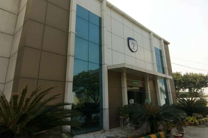 Hope Town International School-Front-View